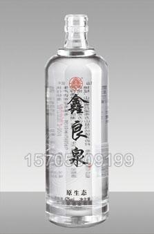 晶白酒瓶-001 500ml